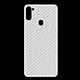 Miếng Dán Mặt Lưng Cacbon Dành Cho Samsung Galaxy A11- Handtown - Hàng Chính Hãng