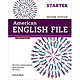 Oxford American English File Starter: Student Book With Oxford Online Skills Program (2 Ed.)