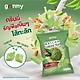 Bánh snack Ngũ Cốc Grinny nhân Trà Xanh - Matcha Green Tea