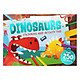 Sách tô màu Dinosaurs Colouring and Activity Pad
