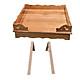 Combo bàn thờ treo tường + giá đỡ cho nhà chung cư 5T PT0235( 50cmx 50cmx15cm)