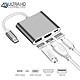 Cáp Chuyển Đổi Từ USB-C Sang USB 3.0/HDMI-Type C