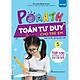 POMath - Toán Tư Duy Cho Trẻ Em 4-6 Tuổi (Tặng Bookmark PL)