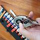 Bộ tuýp khẩu vặn ốc 12 chi tiết của SataGood - bộ dụng cụ đa năng - cờ lê đa năng