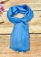 Khăn SenSilk Lụa Tơ Tằm Nha Xá - Xanh - Handicraft 100% Silk Scarf 1800x900mm