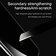 Miếng dán kính cường lực mặt sau lưng cho iPhone XS MAX hiệu BASEUS (mỏng 0.3mm, Full Glass, Full HD, Phủ Nano) - Hàng chính hãng