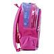 Balo trẻ em 15'' hình Barbie màu hồng viền xanh lấp lánh dành cho học sinh ,bé gái - BLBAGU15HX (30x13x38cm)