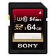 Thẻ Nhớ Sony 64GB U3 (Class 10) 94-70 Mb/s - Hàng Chính Hãng