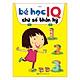 Bé Học IQ - Phát Triển Trí Tuệ Cho Bé (Bộ Túi 8 Cuốn )Tặng Bộ thẻ Flash Card theo chủ đề