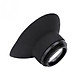 1.3X Zoom Magnifier Eyepiece Eyecup Viewfinder for Sony A350 A550 A700 A900 Canon Nikon Pentax Olympus Cameras