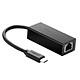 Bộ chuyển đổi USB Type C sang LAN 10/100 Mbps Ethernet dài 40CM UGREEN 30287 - Hàng chính hãng