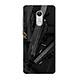 Ốp điện thoại dành cho máy Xiaomi Redmi Note 4 - GOLDEN GUN MS DGDG001