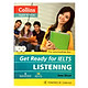 Collins - Get Ready For IELTS - Listening (Kèm 2 CD)