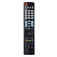 Universal  IR Wireless Controller  Remote Control TV Remote Compatible with LG 3D