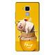 Ốp lưng nhựa cứng nhám dành cho Huawei GR5 Mini in hình Honey