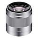 Lens Sony SEL 50mm f/1.8 (Bạc) - Hàng Chính Hãng