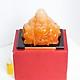Tượng Phật Di Lặc đá ngọc đeo vòng tiền khổng lồ
