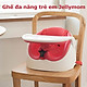 Ghế đa năng trẻ em Jellymom - Hàn Quốc (Lala Blossom)