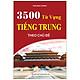 3500 Từ Vựng Tiếng Trung Theo Chủ Đề