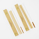 Combo 2 hộp Ống hút tre - size S bamboo straws (hộp 2 ống)