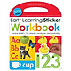 Early Learning Sticker Activity Book