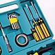 Bộ dụng cụ sửa chữa 16 món- Dụng cụ đa năng D00-324