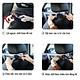 Móc treo đa năng kiêm giá đỡ cho điện thoại cài tựa đầu sau ghế ô tô, xe hơi, chịu tải đến 5kg