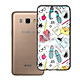 Ốp Lưng Viền TPU Dành Cho Samsung Galaxy J7 2016 - Student Paint