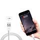 Cáp sạc cho iphone 7/7Plus/8Plus/X cổng  Lightning