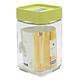 Bộ 6 Hũ Thủy Tinh Glasslock IG805 (400 + 500 + 600 + 700 + 1050 + 1300 ml)