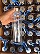 Bộ 5 BÌNH THUỶ TINH DETOX dây xách nắp bạc 500ml