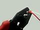Kìm bấm cos trợ lực chỉnh cữ dây 1.5-6 mm² có lẫy nhả cos dính