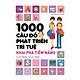Combo 1000 Câu Đố Phát Triển Trí Tuệ (2 Cuốn)