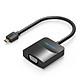 Cáp chuyển đổi Micro HDMI sang VGA hàng chính hãng Vention AGBBB