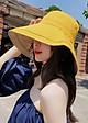 Mũ chống nắng hai mặt