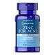 Thực Phẩm Chức Năng - Viên Uống Kẽm Trị Mụn Puritan'S Pride Premium Zinc For Acne 2580 (100 Viên)