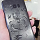 Miếng Dán Mặt Lưng Skin Rồng Galaxy S8/ S8 Plus