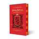 Harry Potter Part 2: Harry Potter And The Chamber Of Secrets (Hardback) Gryffindor Edition (English Book)