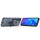Ốp lưng cho  Realme 5 Pro iRON - MAN IRING Nhựa PC cứng viền dẻo chống sốc
