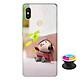 Ốp lưng nhựa dẻo dành cho Xiaomi Redmi S2 in hình Heo Con Giải Trí - Tặng Popsocket in logo iCase - Hàng Chính Hãng