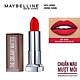 Son Lì Siêu Nhẹ Môi Maybelline New York Color Sensational Creamy Mattes 4.2g - Màu 690 Đỏ Tươi Siren In Scarlet