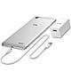 Bộ cốc và cáp sạc nhanh VOOC 4.0 cổng MICRO USB cho điện thoại Oppo TITAN CB11 - Hàng chính hãng