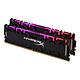 Bộ 2 Thanh RAM PC Kingston 16GB HyperX Predator (2 x 8GB) DDR4 RGB 3200MHz HX432C16PB3AK2/16 - Hàng Chính Hãng