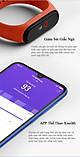 Vòng tay thông minh XiaoMi MiBand 4 Đo nhịp tim đo huyết bước chân - Hãng nhập khẩu