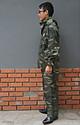 Bộ áo mưa lính vải dù cao cấp, chống thấm