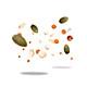 Hạt dinh dưỡng hỗn hợp 7 loại hạt hữu cơ Sottolestelle 400g