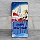 Ốp điện thoại dành cho máy Xiaomi Redmi 4X - Giáng sinh an lành ấm áp MS GSANAA021