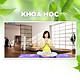 Khóa Học Tập Yoga Cơ Bản Ngay Tại Nhà Với Nguyễn Hiếu