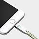 Cáp Sạc Cho iPhone Hoco U11 Dây Dù Tự Ngắt - Hàng Chính Hãng