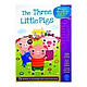 Phonic Readers Age 4-6 Level 1: The Three Little Pigs